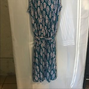 Leota wrap dress great for summer